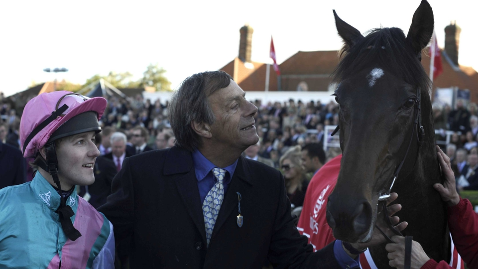 Henry Cecil, trainer of the magnificent Frankel, passed away in June