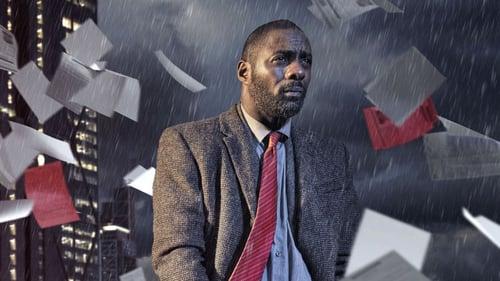 Idris Elba stars as DCI John Luther