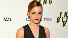 Watson at The Bling Ring's New York premiere