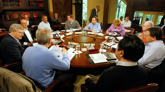 Most of the leaders who attended last year's summit are still in power