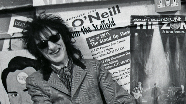 The Bard of Salford, John Cooper Clarke - the very sharp political satirist and comedian tours Ireland in May.