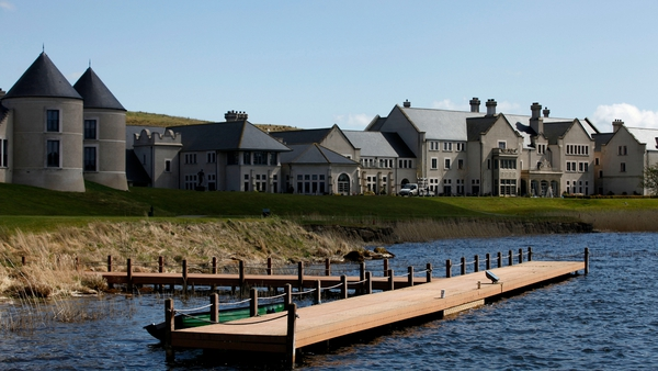 The G8 summit is being held at the Lough Erne Golf Resort in Co Fermanagh