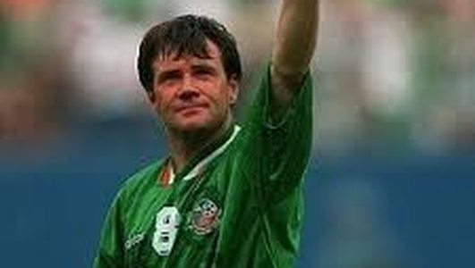 25 Years Ago Today - Ray Houghton