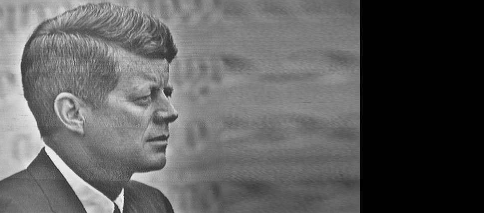 Exhibitions: President Kennedy in Ireland