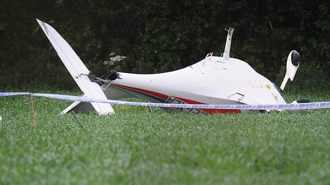 It is the second plane crash in the area near Birr in the last eight months
