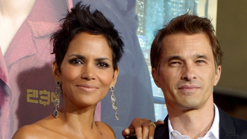 Halle Berry and Olivier Martinz are expecting a baby boy