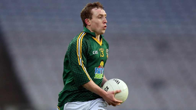 Eamonn Wallace will start against Meath