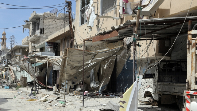 On average, more than 5,000 people have been killed in Syria every month since last July