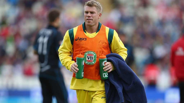 David Warner will be able to return for the Ashes