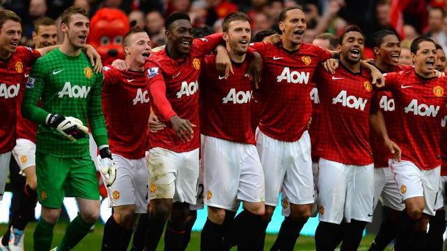 Man United have over 34 million likes on Facebook