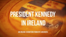 President Kennedy in Ireland