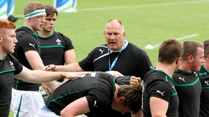 Mike Ruddock said Ireland's 18-0 win over Italy had gotten them back on track