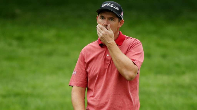 Padraig Harrington: 'It's there, it's just figuring how to best get it out of me'