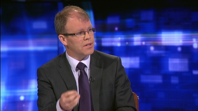 Peadar Tóbín told RTÉ's Prime Time that he would be voting against the bill