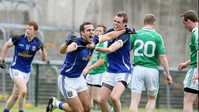Cavan emerged victorious in the qualifiers last year