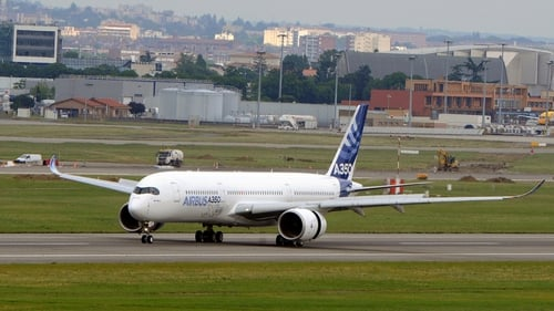 Airbus claims its A350 is more fuel-efficient and cheaper to run than Boeing's 787 Dreamliner