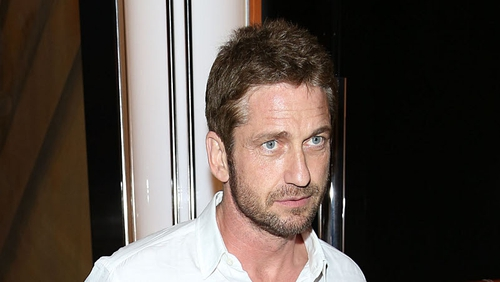 Gerard Butler is back on the market!