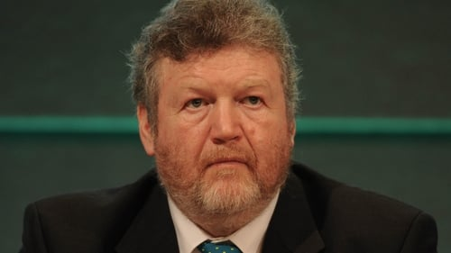 Dr James Reilly said it is hoped to secure planning permission for new hospital by early 2015