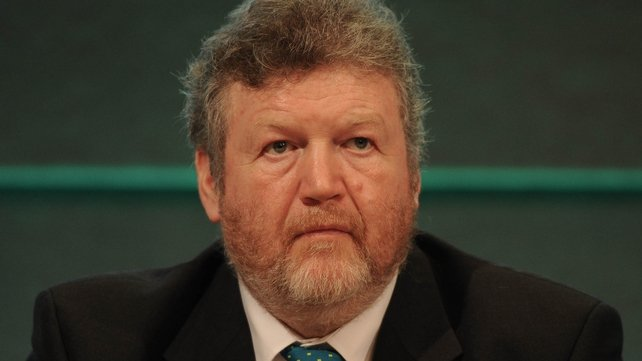 James Reilly said: 'Where there's life there's hope'