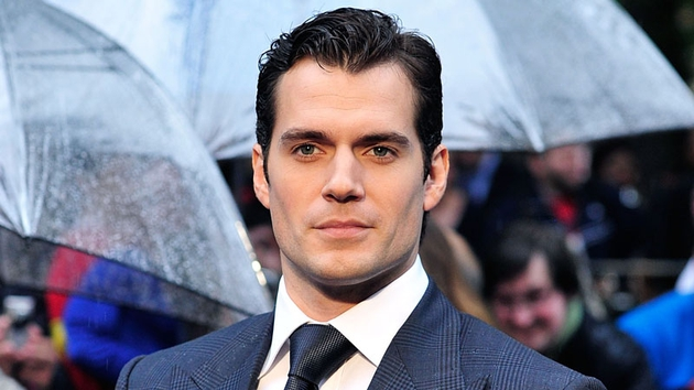 Cavill - New film Batman v Superman: Dawn of Justice is due for worldwide release in May 2016