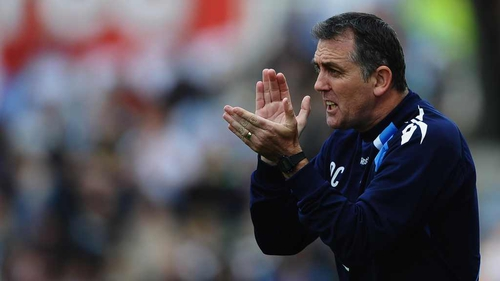 Owen Coyle's Wigan could reach the  last 32 of the Europa League this evening