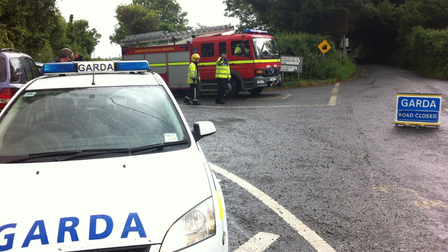 A man has died following a collision in Co Wicklow yesterday