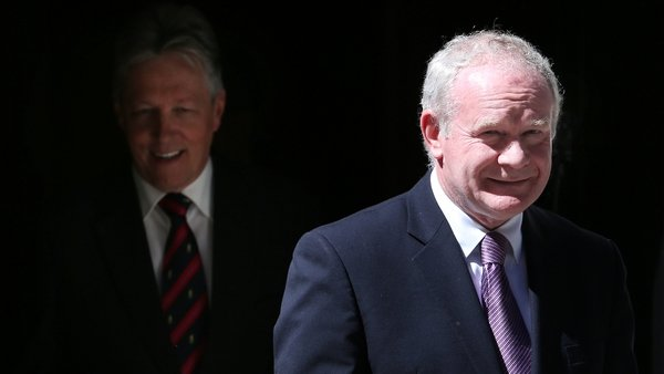 Martin McGuinness has said Peter Robinson's decision to withdraw support for a peace centre development at the site of the former Maze prison is a mistake