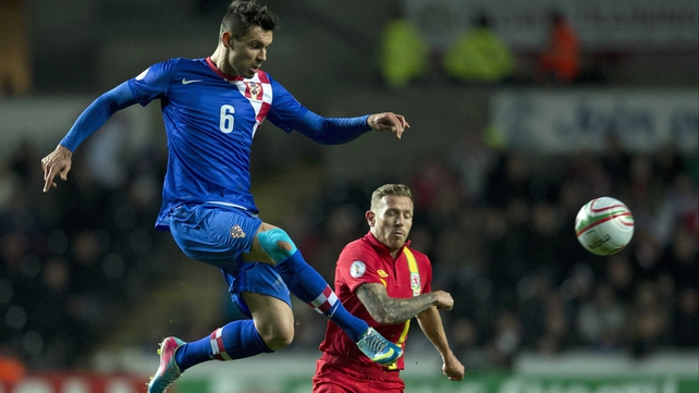Dejan Lovren has joined Southampton