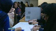 Millions of Iranians casting ballots in Presidential election