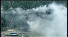 Fire-fighters gain control of Colorado wildfires