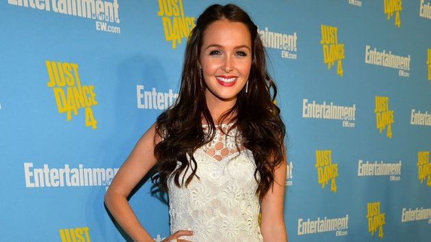 Camilla Luddington is one of four Grey's Anatomy interns who've been made cast regulars