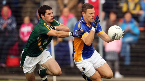 Wicklow's Paul Earls and Meath's Donal Keoghan