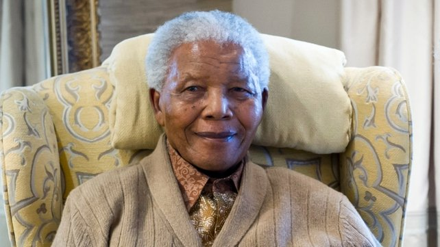 Nelson Mandela is being treated for a recurrence of a lung infection