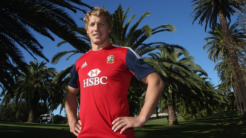 Billy Twelvetrees starts at inside centre