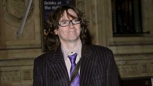 Ed Byrne - causing audience to faint!