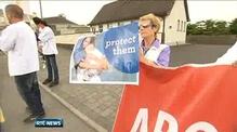 Abortion hecklers disrupt Taoiseach address