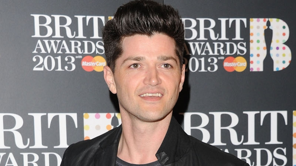 The Script frontman Danny O'donoghue misses out on all of the festival fun, according to his bandmates