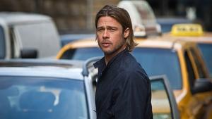 Pitt plays UN specialist Gerry Lane