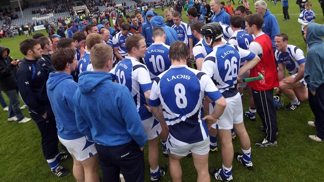 Laois certainly gave last year's All-Ireland finalists much to worry about