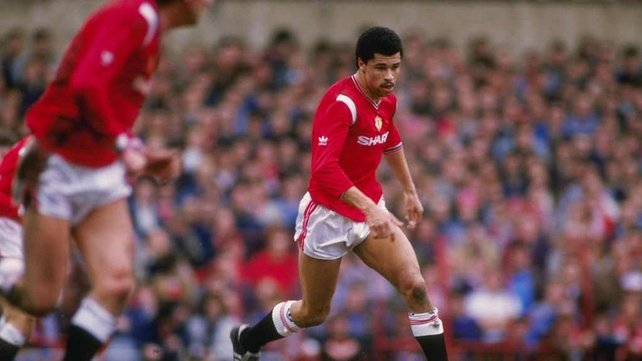 Paul McGrath was in the team for Alex Ferguson's first game