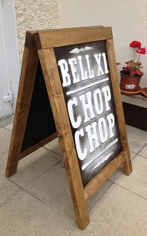 To celebrate the release of their new album Chop Chop Bell X1 opened pop-up shops in venues around Ireland