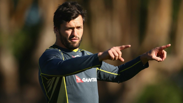 Adam Ashley-Cooper had been linked to a move to Leinster earlier in the year before signing a new contract with New South Wales Waratahs
