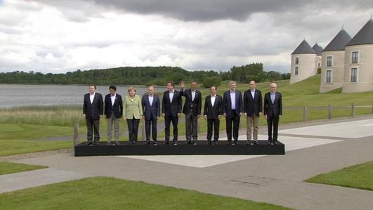 G8 Summit opens