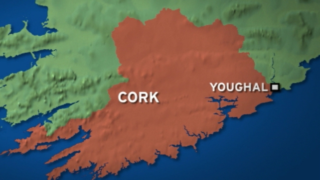Witnesses to the crash have been asked to contact gardaí in Youghal