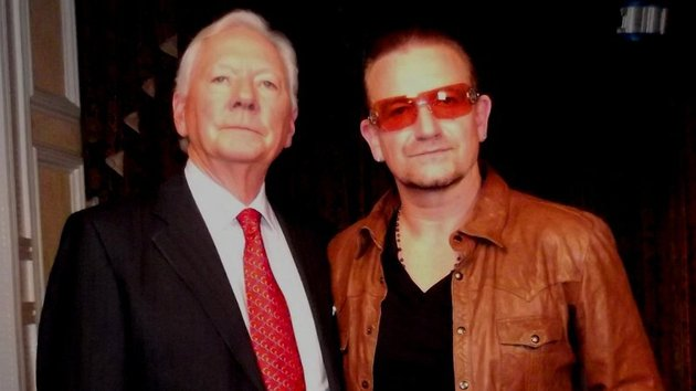Bono and Gay: Still Looking
