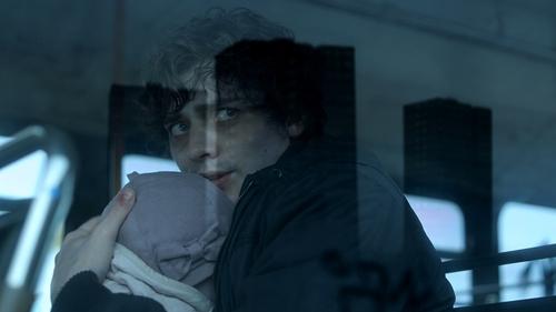 Aneurin Barnard stars as Tommy Cowley in Citadel