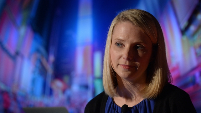 Marissa Mayer gave details of the requests in a blog post