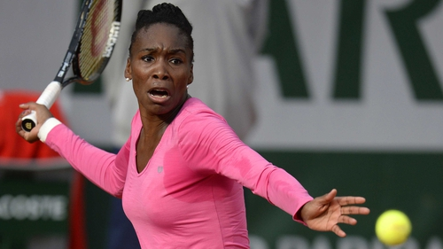 Venus Williams has won Wimbledon five times