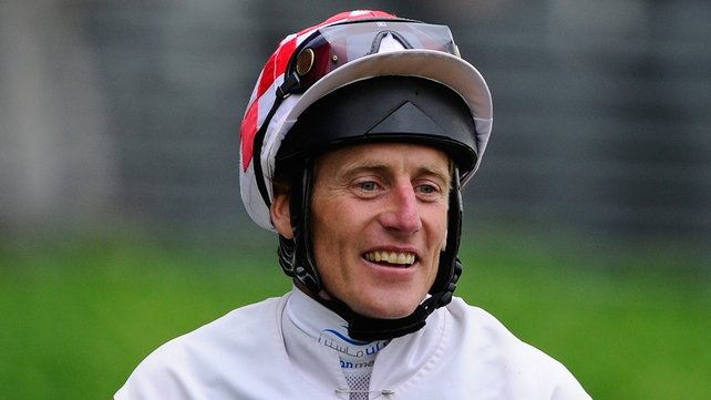 Johnny Murtagh's mount can be backed at 10-1 for the Irish Oaks
