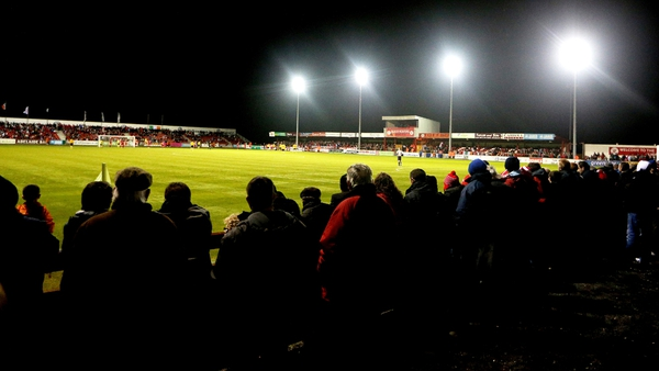 The Showgrounds will welcome Champions League football